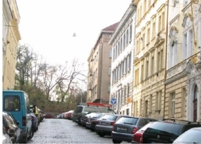 Квартира 3 + 1 после реконструкции в центре Праги в Чехии