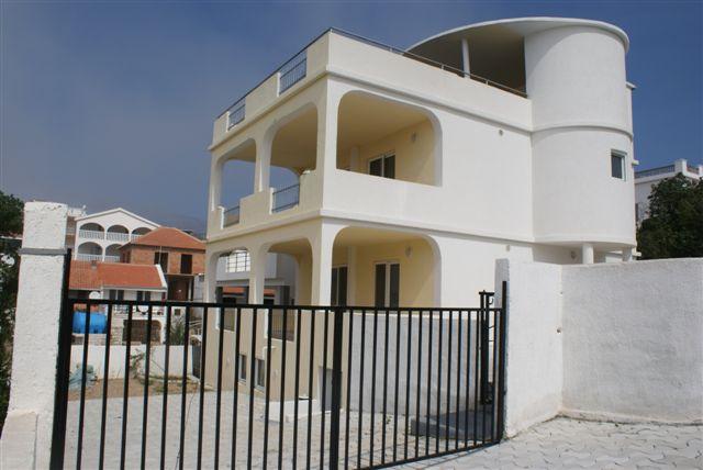 Фантастический вид на море, 3-х этажный дом, Утеха, Черногория