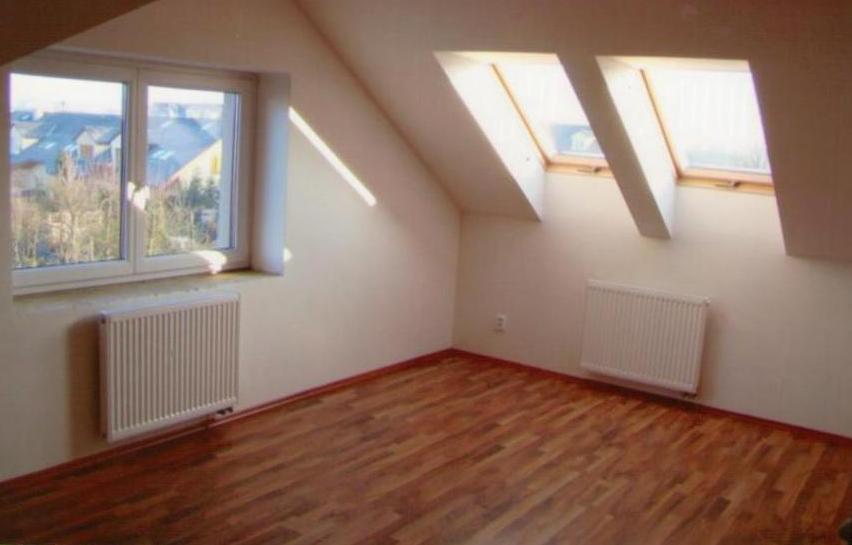 2-х этажная квартира в Праге, Чехия. Мезонет.