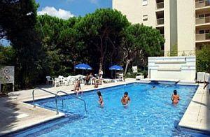Отель на побережье Коста Брава, Испания