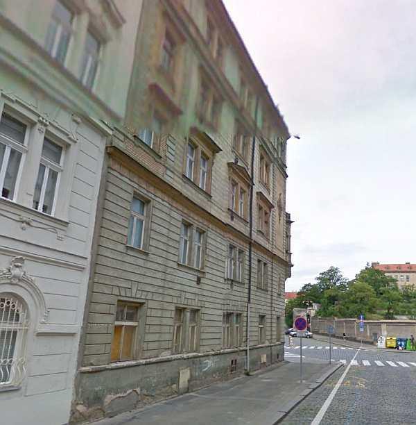 Продажа доходного дома в центре городаПрага 201