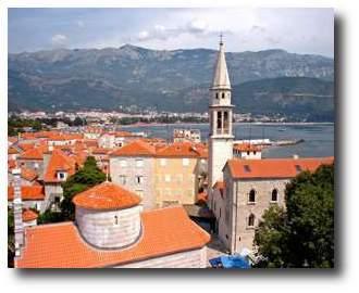 Дом у моря в Черногории